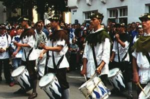kirchstraße antrommeln
